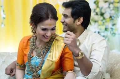Soundarya Rajinikanth Gets Married to Vishagan Vanangamudi
