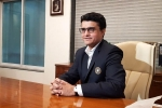 ICC, ICC, sourav ganguly takes over as bcci president, Bcci