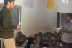 Tollywood Flick Inspires Indian-American to Teach in Govt. School