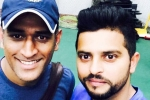 england world cup, world cup, suresh raina says ms dhoni will play vital role in world cup, Suresh raina