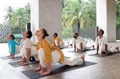 Surya Kriya - Isha Hatha Yoga