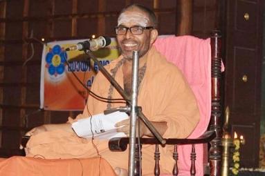 Spiritual Discourse with Swamy Chidananda Puri