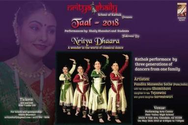 Taal 2018 and Nrityadhaara