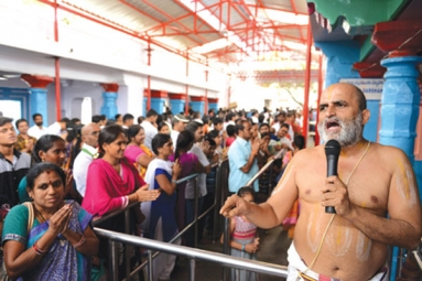 Chilkur Balaji Temple: The Tale of Visa God