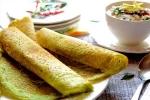 Tasty Cheese Palak Dosa Recipe, Mysore Masala Dosa Recipe, tasty cheese palak dosa recipe, Vitamin a
