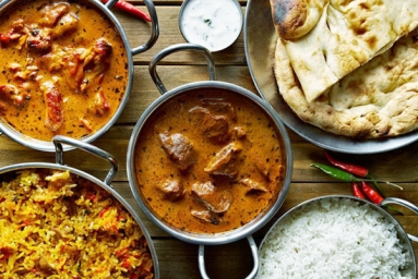Ten Indian Restaurants in Tuscon Offering Delectable Cuisine