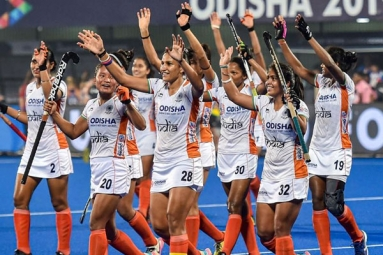 Indian Women's Hockey Team Qualify For The Tokyo Olympics