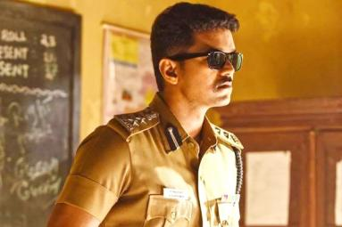 Vijay's Theri Gets an Audio Release Date