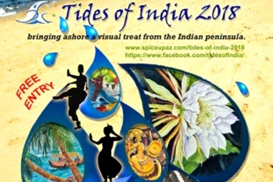 "Get set for a scintillating show in AZ, ""Tides of India 2018"""