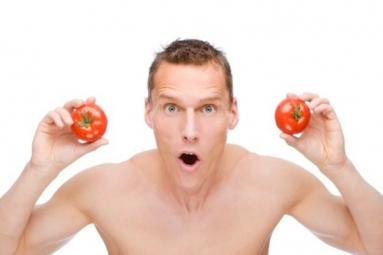 Tomatoes boost male fertility - study