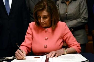 House Delivers Trump Impeachment Articles to Senate
