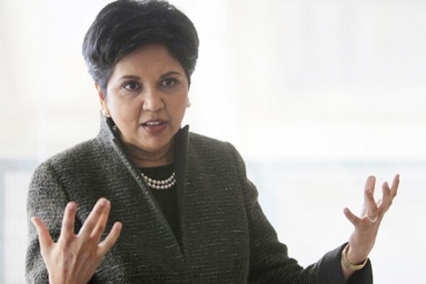 Indian-origin PepsiCo chief Indra Nooyi joins Trump's advisory council!