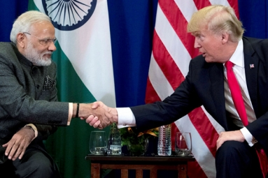 Trump to Have Trilateral Meeting with Modi, Abe in Argentina