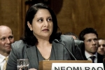 neomi's writings, neomi rao dc circuit, trump to renominate 51 expired judicial nominees including neomi rao, Neomi rao