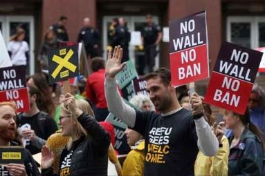 Senior Policy Attorney Pleads Supreme Court To Strike Down Trump's Travel Ban