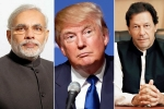 trump asks to reduce tensions over kashmir, trump asks to reduce tensions over kashmir, trump asks pm modi imran khan to reduce tensions over kashmir, Nre