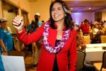 tulsi gabbard in 2020 US presidential elections, 2020 presidential bid, tulsi gabbard announces 2020 presidential bid, Joe biden