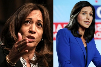 Tulsi Gabbard Seeks Apology from Kamala Harris
