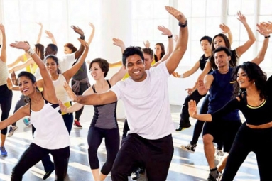 Two Free BollyX The Bollywood Workout Classes
