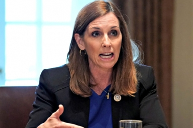 U.S. Senator, Former Air Force Pilot Martha McSally Says She Was Raped by Senior Officer