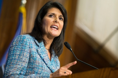 U.S. Should Not Give Aid to Pakistan Till It Corrects Behavior: Nikki Haley