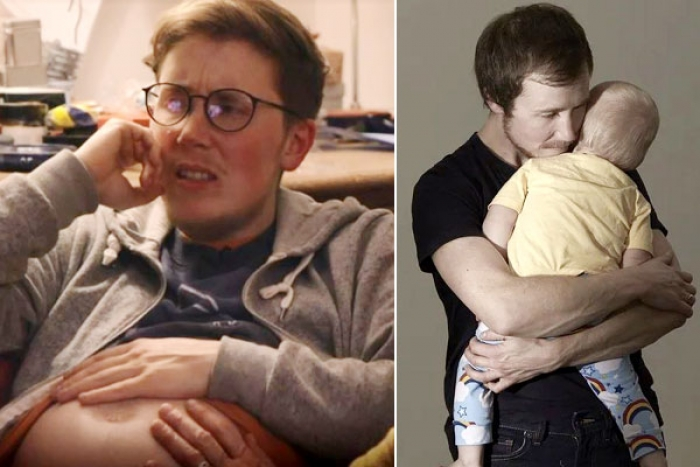 First UK Man to Give Birth Reveals Abuse, Death Threats
