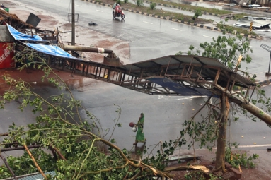 Cyclone Fani: UN Agency Praises Indian Meteorological Department on Minimizing Loss of Life in Affected States