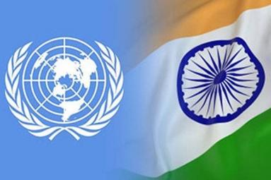 India Contributes $500,000 to UN Peacebuilding Fund