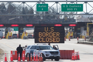 US-Canada borders to remain closed till June 21
