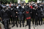 protests, george floyd, us to designate antifa as terrorist organisation donald trump, Donald trump