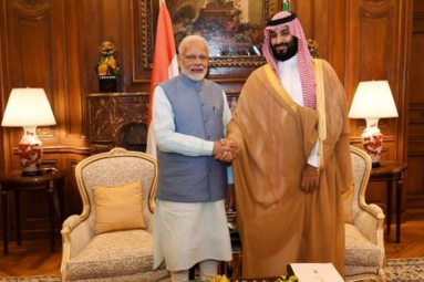 Union Cabinet Approves Three MoUs between India and Saudi Arabia