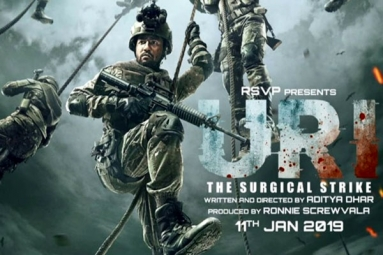 Uri: The Surgical Strike Hindi Movie