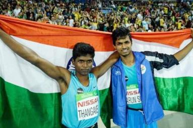 Rio Paralympics: M. Thangavelu Clinches Gold, Varun Bhati Bronze in High Jump