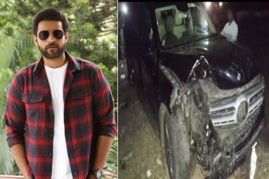 Varun Tej Escapes a Major Accident