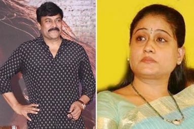 Vijayashanthi in Chiranjeevi - Koratala Siva film?
