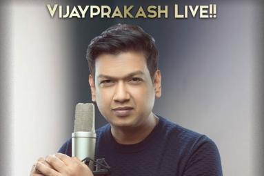 Vijayotsava - A Vijay Prakash Multi-lingual Live Concert