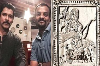 Vikram's Next Titled Mahavir Karna