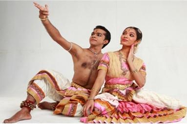 Bharatanatyam Dance Recital By Viraja & Shyamjith Kiran