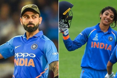 Virat Kohli, Smriti Mandhana Named Wisden Leading Cricketers of the Year