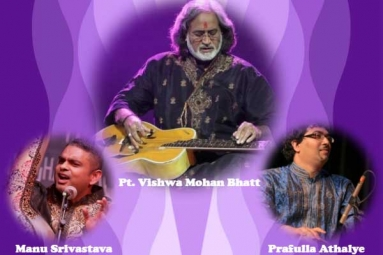 Pt. Vishwa Mohan Bhatt Live