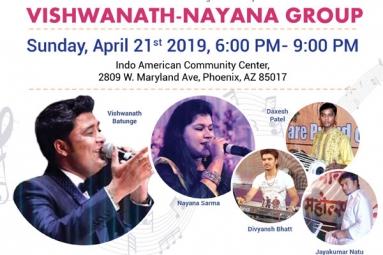 Vishwanath-Nayana Group Concert