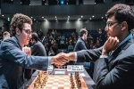 Fabiono Caruana, Viswanathan Anand in norway chess, norway chess viswanathan anand out of contention after losing to usa s fabiano caruana, India