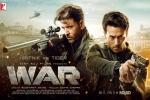War posters, trailers songs, war hindi movie, Youtube