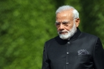 Narendra Modi Leaves on Week-Long U.S. Visit