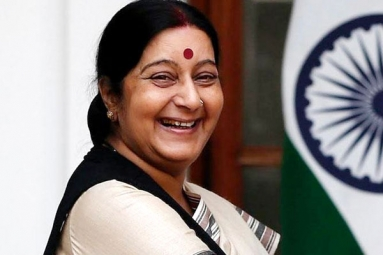 Sushma Swaraj Death: Indian Diaspora Remembers Dynamic Leader and 'Woman of Grit'