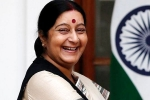 Indian diaspora tribute to sushma swaraj, sushma swaraj last rites, sushma swaraj death indian diaspora remembers dynamic leader and woman of grit, Indian politics