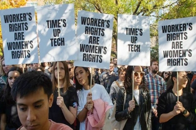 Google Employees Across the World to Stage Sit-In Protest Against Workplace Harassment