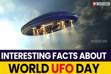 Interesting Facts about World UFO Day