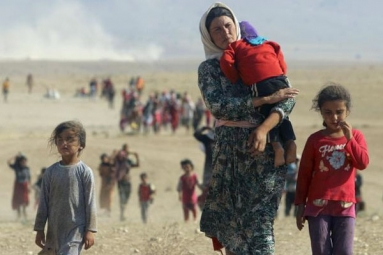 FIIDS Public Awareness Event: Genocide and Enslavement of Yezidi's by ISIS