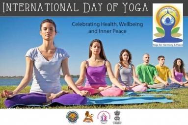 IACRF 3rd International Day of Yoga